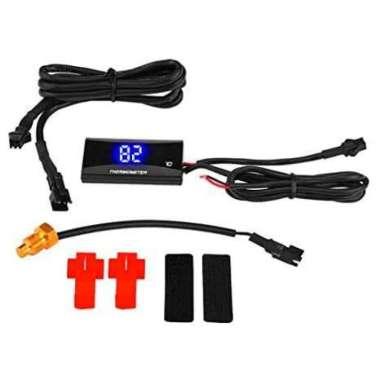 harga JFactory Termometer Digital Pengukur Suhu Air Radiator Mesin Motor Blibli.com