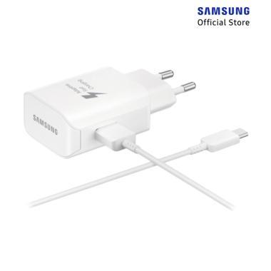 Ambil di T3 - Samsung EP-TA300CWEGW ... e/ USB Type-C to A Cable]