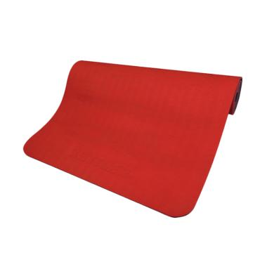 Kettler 103-100 Premium Yoga Matras - Red [6 mm]