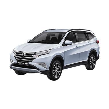 Daihatsu All New Terios 1.5 R STD Mobil - Classic Silver Metallic