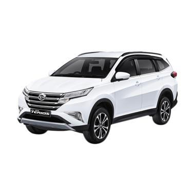 Daihatsu All New Terios 1.5 R STD Mobil - Icy White