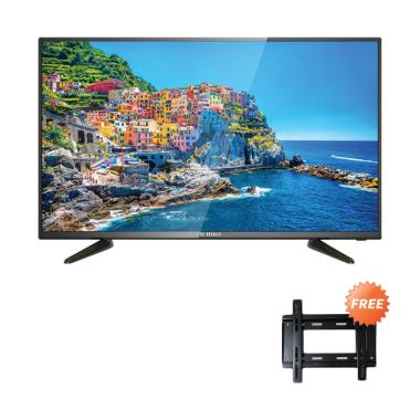 Ichiko ST3276 Smart TV LED [32 Inch] + Free Bracket