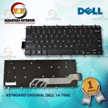 harga Keyboard Original Dell Inspiron 14 14-7000 14-7460 14-7466 14-7467 Blibli.com