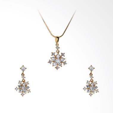 Cocoa Jewelry Magic Castle Set Collection Perhiasan