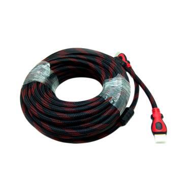 Illusion Nylon Braided HDTV Kabel HDMI [15 m]