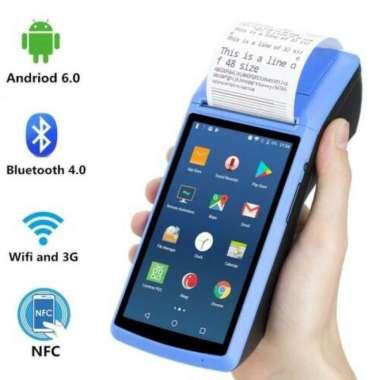harga Unik ANDROID POS KASIR VSC THERMAL PRINTER 58MM SUPPORT MOKA GOBIZ WITH NFC Diskon Blibli.com