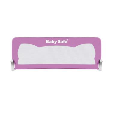 Baby Safe Bedrail Pengaman Ranjang Bayi - Purple [180 cm]