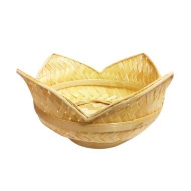 Jogjakhas Wadah Anyaman Bambu