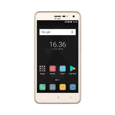 Haier Mobile G51 Smartphone - Gold [1GB/ 8GB/ 4G]
