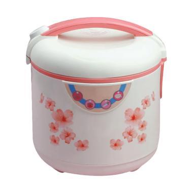 Miyako MCM707 6in1 Rice Cooker - Pink [1.8 L/ 395 W]