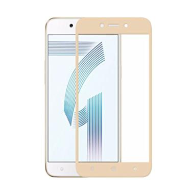 VR Tempered Glass Full Cover Oppo A ... ull Cover Oppo A71 - Gold
