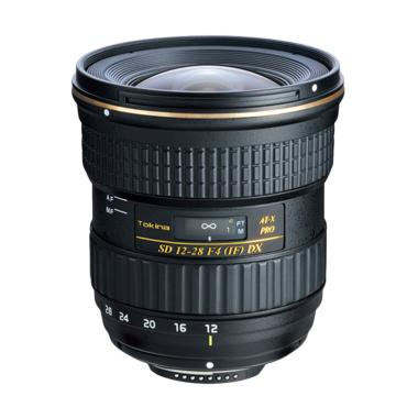 harga TOKINA AT-X 12-28mm f/4 PRO DX for Nikon - Focus Nusantara Blibli.com