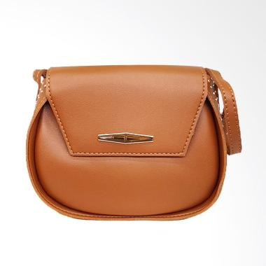 Cocolyn Catriona Maddie Sling Bag - Brown