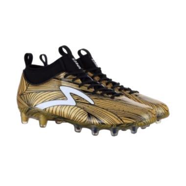 Specs Barricada Ultra Le Gold | Sepatu Sepak Bola - Gold Black