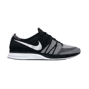 NIKE Flyknit Trainer Sepatu Sneakers Pria ... 18bdf518d3