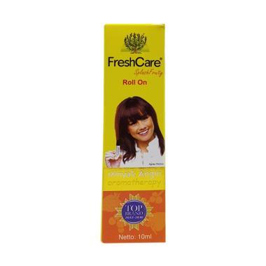 Fresh Care Fruity Minyak Angin - Yellow [10 mL]