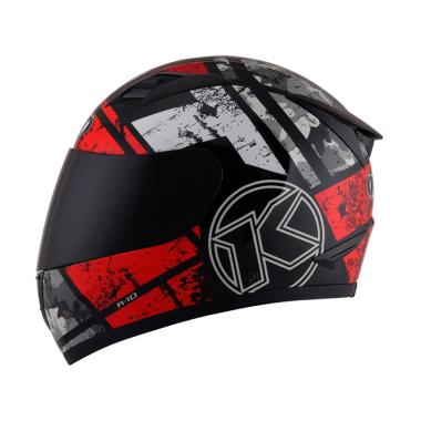 KYT R10 3 Helm Full Face