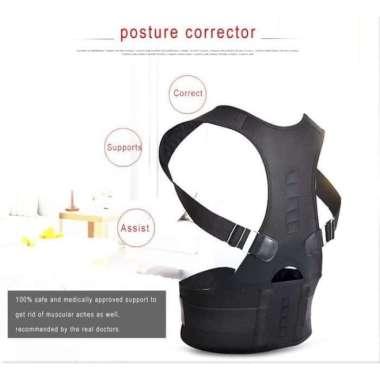 harga Posture Back Support - Alat Penyangga Punggung - Pelurus Punggung Blibli.com
