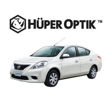 Huper Optik Kaca Film Mobil for Nissan Latio