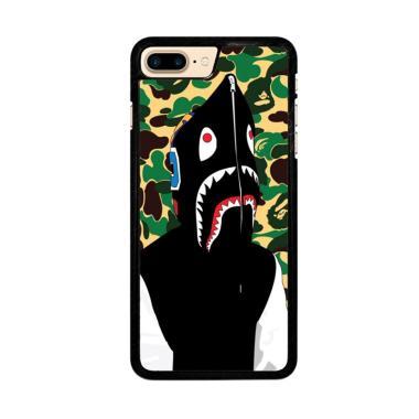 Flazzstore Bape Sharks Man L2093 Pr ... r iPhone 7 Plus or 8 Plus