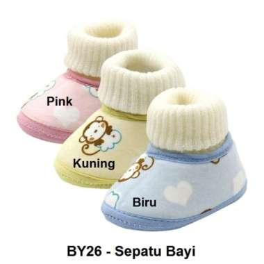 harga Unik BY26 - Sepatu Sendal Sandal Bayi Anak Prewalker Newborn Baby Shoes Murah Blibli.com