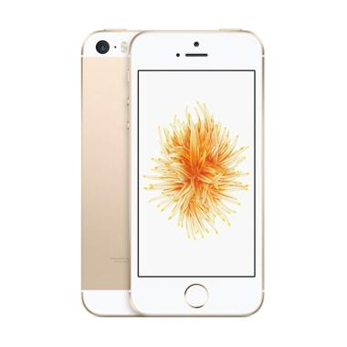 Apple iPhone SE 16 GB Smartphone - Gold + Free Powerbank