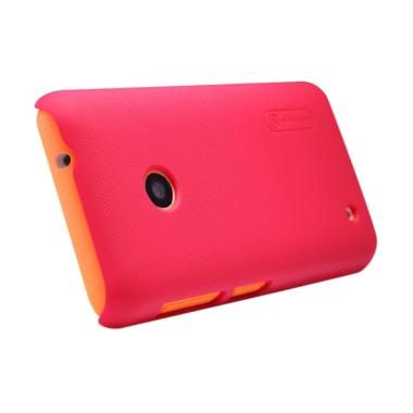 Nillkin Hardcase Super Frosted Shield Casing for Nokia Lumia 530 - Red