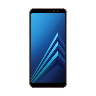 Samsung Galaxy A8 Plus Smartphone - Blue [64 GB/6 GB]