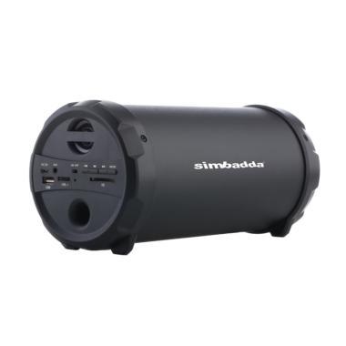Simbadda CST-800N Music Player Portabel Speaker Wireless - Hitam