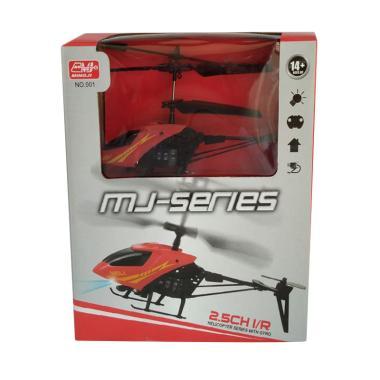 Toystoys 0960140062-2 MJ-Series Hel ... yro Mainan Remote Control