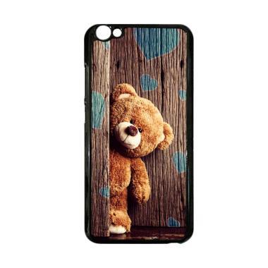 harga Bunnycase Teddy Bear Love L0280 Custom Hardcase Casing for Vivo V5 Blibli.com