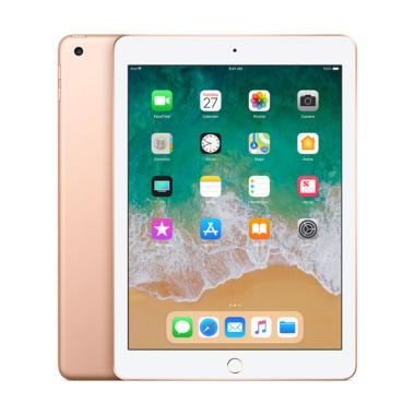Apple New iPad 2018 32 GB Tablet - Gold [9.7 Inch/ Wifi Only]