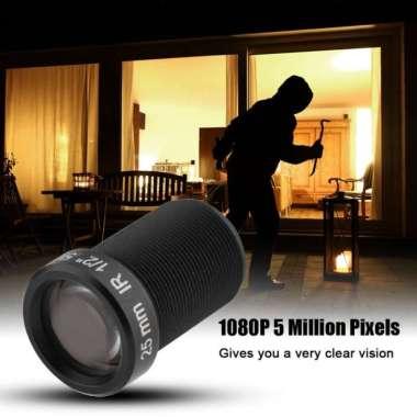 harga Lensa Kamera CCTV 25mm 5MP 1 - 2