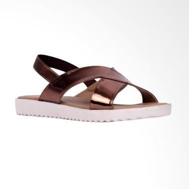Ghirardelli Caelan Sandals Wanita - Brown