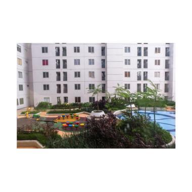 Travelio JDCMKT1B 2BR Bassura Apartment [1 Bulan]
