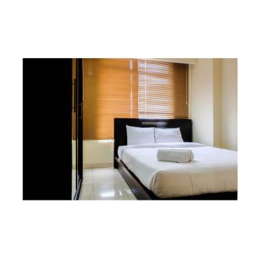 Travelio JCHADN9I 2BR Patria Park Apartement [1 Bulan]