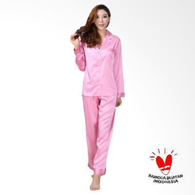 Okechuku PP Baju Tidur Wanita - Pink