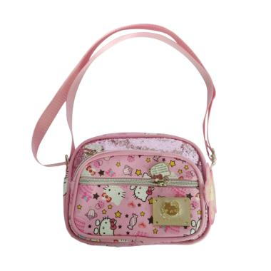 Hello Kitty 0930010600 Tas Selempang Anak