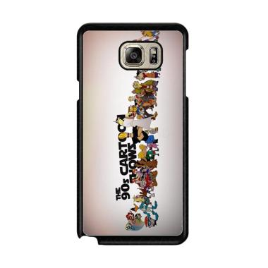 Acc Hp The 90S Cartoon Show G0242 C ... for Samsung Galaxy Note 5
