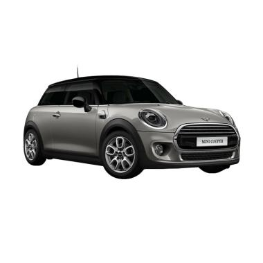 MINI Cooper 3-Door - Melting Silver Metallic