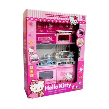 Hello Kitty 0960150126 Kitchen Set Mainan Anak