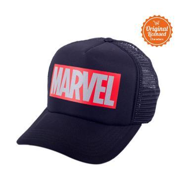 Marvel Avengers Infinity War Marvel Trucker Cap Topi Dewasa 870e011dd3
