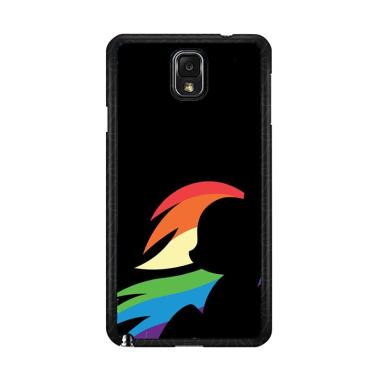 Acc Hp My Little Pony Rainbow Dash  ... Casing for Samsung Note 3