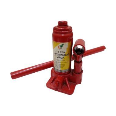 LB Hydraulic Jack Dongkrak Botol [3 Ton]