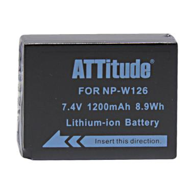 ATTitude NP-W126 Battery Pack for F ... 0 Original - KameraKamera