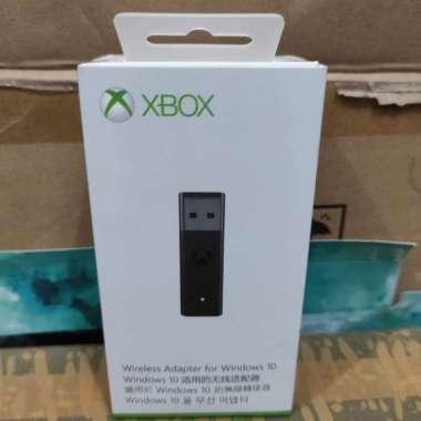 harga Xbox One Wireless Adapter Receiver For Windows 10 (Kode 07) Blibli.com