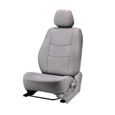 GL Ferari Sarung Jok Mobil for Daihatsu Sigra Tipe D-M-X-R 2016-2018 - Grey