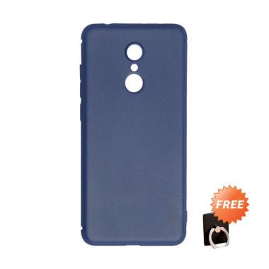 Lize Slim Case Xiaomi Redmi 5 Softc ... lder Ring Stand HP Random