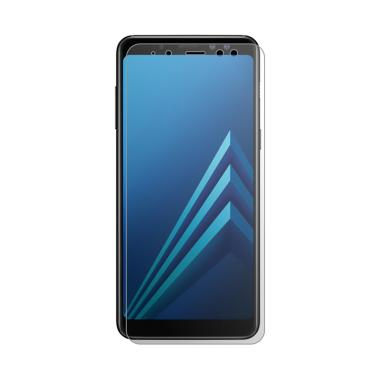 9Skin Premium Screen Matte Guard Pr ... ng Galaxy A8 2018 [Front]