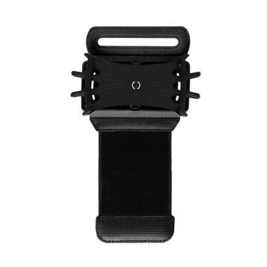 Rock RST1012 Universal Sports Armba ... tphone 4 - 6 Inch - Hitam